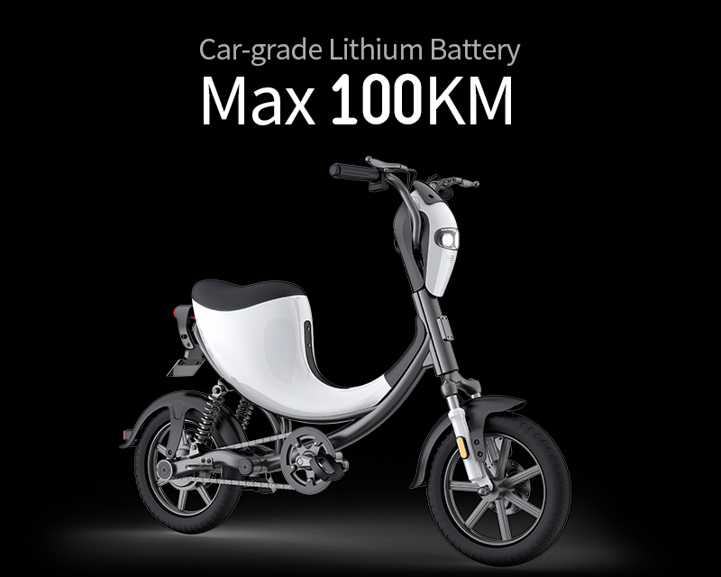 DYU Egret Electric Bike ra mắt